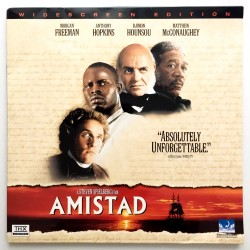 Amistad (NTSC, Englisch)