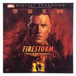 Firestorm (NTSC, English)