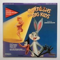 Cartoons for Big Kids...