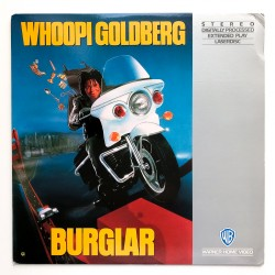 Burglar (NTSC, Englisch)