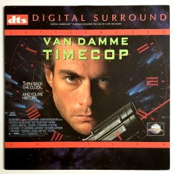Timecop (NTSC, English)