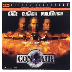 Con Air (NTSC, English)