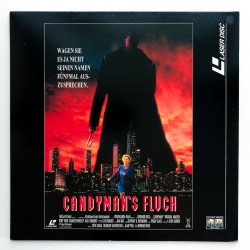 Candyman's Fluch (PAL, German)