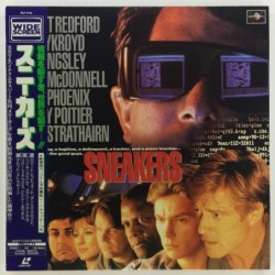 Sneakers (NTSC, English)
