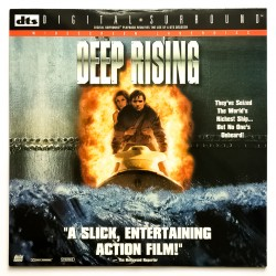 Deep Rising (NTSC, English)