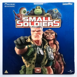 Small Soldiers (PAL, Englisch)