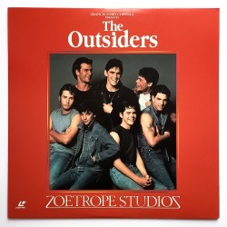 The Outsiders (NTSC, English)