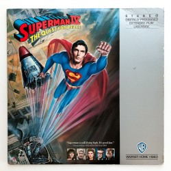 Superman IV: The Quest for...