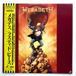 Megadeth: Rusted Pieces...