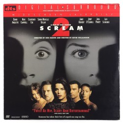 Scream 2 (NTSC, English)