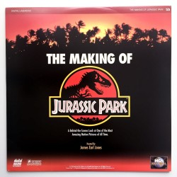 The Making of Jurassic Park...