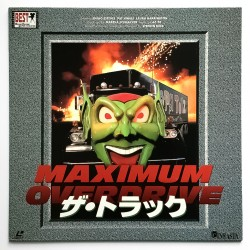 Maximum Overdrive (NTSC,...