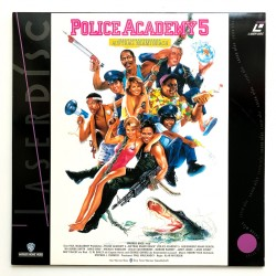 Police Academy 5 (PAL,...