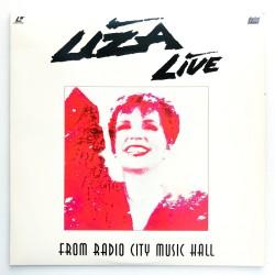 Liza Minnelli: Live from...