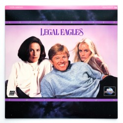 Legal Eagles (NTSC, English)