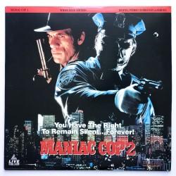 Maniac Cop 2 (NTSC, Englisch)