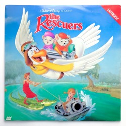 The Rescuers (NTSC, English)