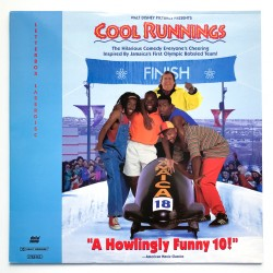 Cool Runnings (NTSC, English)