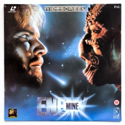 Enemy Mine (PAL, English)