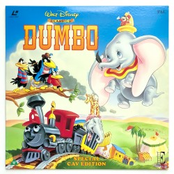 Dumbo (PAL, English)