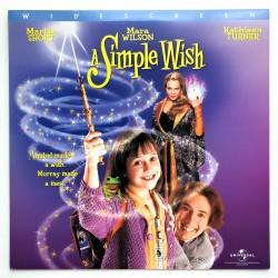 A Simple Wish (NTSC, English)