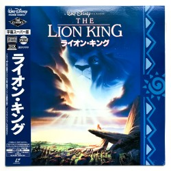 The Lion King (NTSC, Englisch)