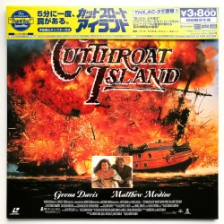 Cutthroat Island (NTSC,...