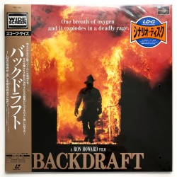 Backdraft (NTSC, Englisch)