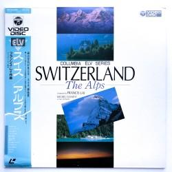 Switzerland: The Alps...