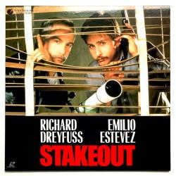 Stakeout (NTSC, English)