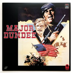 Major Dundee (NTSC, English)
