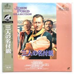 Three Godfathers (NTSC,...