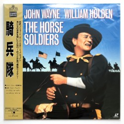 The Horse Soldiers (NTSC,...