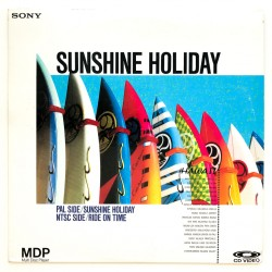 Sunshine Holiday (PAL/NTSC)