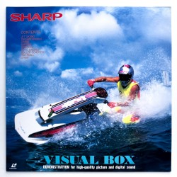 Sharp Visual Box Vol. 1 (NTSC)