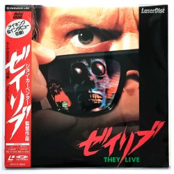 They Live (NTSC, Englisch)