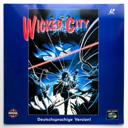 Wicked City (PAL, Deutsch)