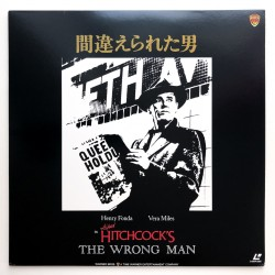 The Wrong Man (NTSC, Englisch)