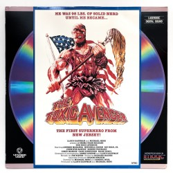 The Toxic Avenger (NTSC,...