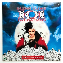 101 Dalmatians (PAL, English)