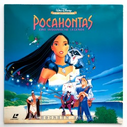 Pocahontas (PAL, German)
