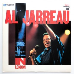 Al Jarreau: In London...