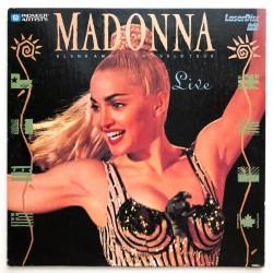 Madonna: Blonde Ambition...