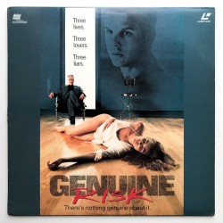 Genuine Risk (NTSC, English)