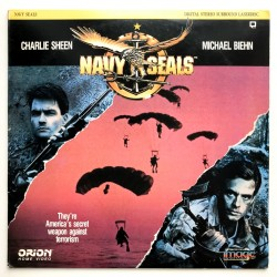 Navy Seals (NTSC, English)