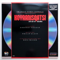 Koyaanisqatsi (NTSC, English)