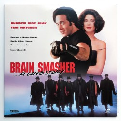 Brain Smasher... A Love...