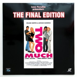 Two Much (PAL, German)