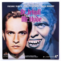 Dr. Jekyll and Mr. Hyde...