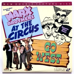 Marx Brothers: At The...